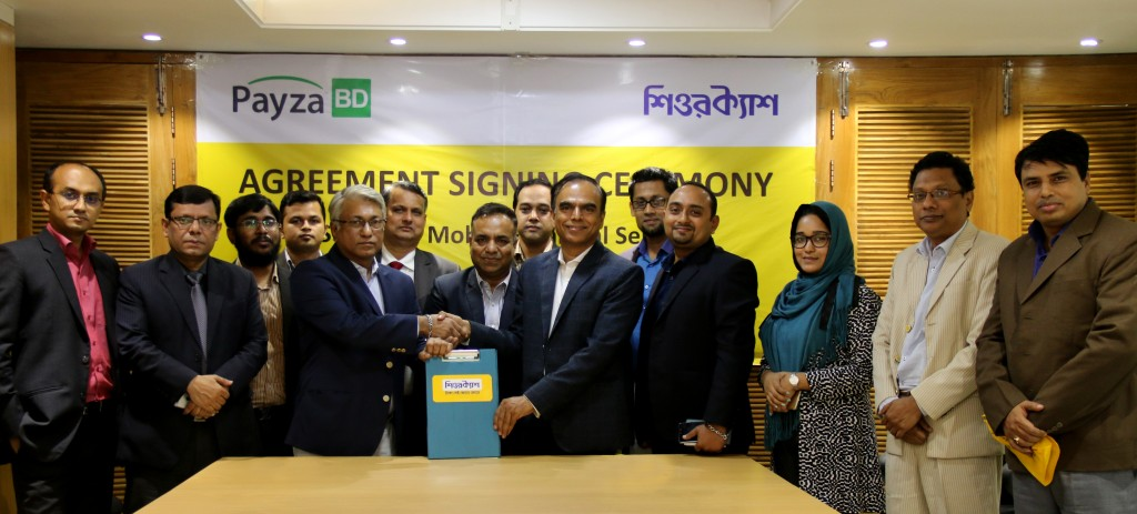 SureCash and Payza Agreement for Enhanced Online Payment